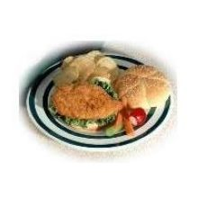Gold N Spice Fully Cooked Breaded Chicken Breast Cutlet