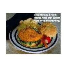 Gold N Spice Breaded Fully Cooked Chicken Breast Cutlet
