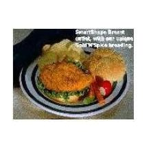 Gold N Spice Breaded Chicken Breast Cutlet 5.6 Ounce