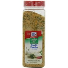 California Style Garlic Powder Seasoning