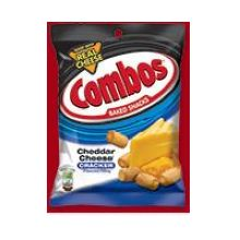 Cheddar Cheese Cracker Snack