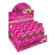 Original Pink Lemonade Energy Shot