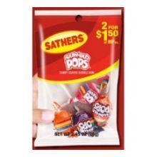 Rain Blo Pops Candy