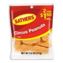 Circus Peanuts Candy