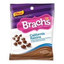 Chocolate Covered California Raisin Candy