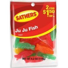JuJu Fish Candy
