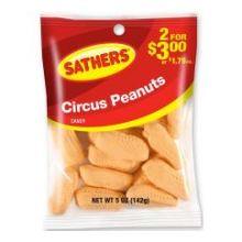 Circus Peanut Candy