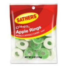 PAL Gummallos Apple Rings Candy