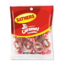 Caramel Cream Candy