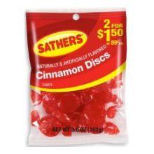 Cinnamon Discs Candy