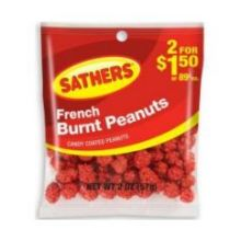 French Burnt Peanuts
