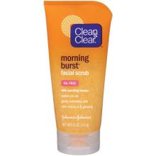 Morning Burst Orange Facial Scrub