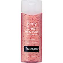Body Clear Pink Grapefruit Body Wash