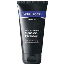 Men Skin Clearing Shave Cream