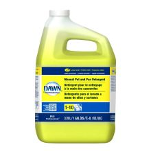 Lemon Scent Pot and Pan Detergent Liquid