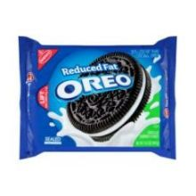 Oreo Reduced Fat Chocolate Sandwich Cookie