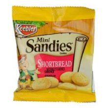 Sandies Mini Pecan Shortbread Cookie