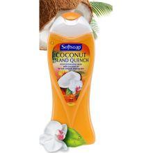 Coconut Island Quench Moisturizing Body Wash