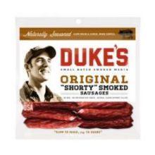 Dukes Original Shorty Smoked Sausages