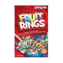 Fruit Ring Cereal