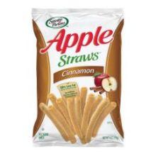 Cinnamon Apple Straws