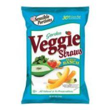 Sensible Portions Garden Zesty Ranch Veggie Straws