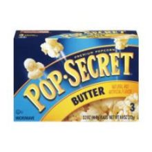 Butter Microwave Popcorn 9.6 Ounce