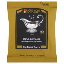 PanRoast Brown Gravy Mix