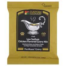 PanRoast Low Sodium Chicken Flavored Gravy Mix