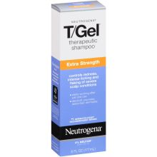 T Gel Extra Strength Therapeutic Shampoo