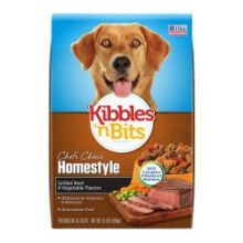 Homestyle Beef and Vegetable Flavor Dog Food