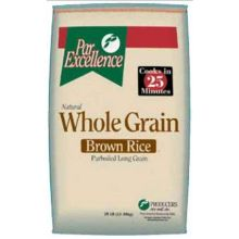Parboiled Whole Grain Brown Rice