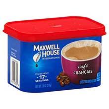 Francais Cafe Instant Drink