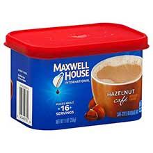 Hazelnut Flavored Instant Drink