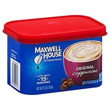 Original Cappuccino Instant Drink
