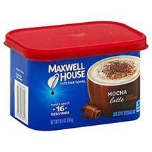 Mocha Latte Instant Drink