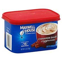 Cinnamon Dulce Cappuccino Instant Drink
