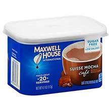 Suisse Mocha Sugar Free Instant Beverage Mix
