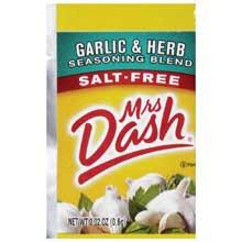 Garlic and Herb Salt Free Spices
