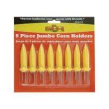 8 Piece Jumbo Corn Skewers
