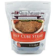 American Foods Beef Cube Steak