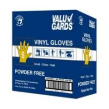 Clear Small Econo Vinyl Disposable Gloves