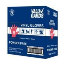 Clear Medium Econo Vinyl Disposable Gloves