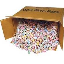 Bulk Assorterd Pops Candy