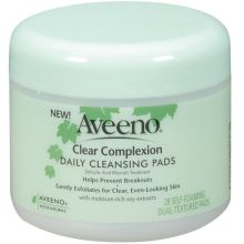 Clear Complexion Daily Cleansing Pads