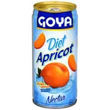 Diet Apricot Nectar