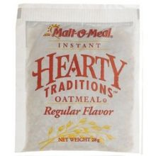 Regular Sugar Instant Oatmeal