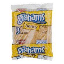 Honey Graham Cracker with Calcium