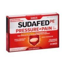 Pressure Plus Pain Relief Caplet