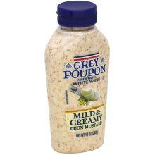 Mild and Creamy Dijon Mustard